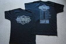 SOUNDGARDEN ESTABLISHED 1984 SEATTLE LOGO EUROPE 2012 TOUR T SHIRT NEW OFFICIAL