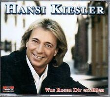 (821Z) Hansi Kiesler, Was Rosen Dir erzahlen  CD Single