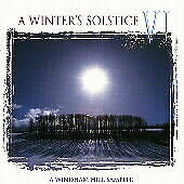 A  Windham Hill Sampler: A Winter's Solstice, Vol. 6 by Various Artists (CD, Sep