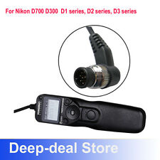 Yongnuo MC-36B/N1 Camera Timer Control Shutter Remote Cord for nikon D700 D300