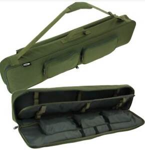 NGT Rod Holdall For Travel Rods And Reels Carp Fishing Travel Bag Coarse Carp