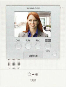 New Aiphone JF-2MED Master Station for JF Series Audio/Video Intercom System