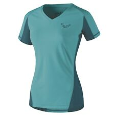 NEW Dynafit ENDURO Green Womens XS S/S Tee Hiking Running T Shirt Msrp$65
