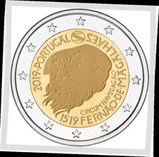 2 EURO *** Portugal 2019 *** Ferdinand Magellan  *** Portugal 2019 *** !!!