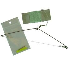 Speedhook Military Emergency Aviation Fishing Kit with Spring Hook Line and Bait