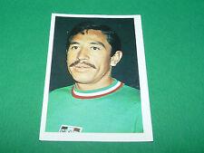 N°160 MARIO VELARDE MEXICO FKS AGEDUCATIFS FOOTBALL MEXICO 70 1970