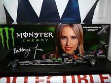 BRITTANY FORCE Monster Energy 2016 Dragster 1:24 NHRA