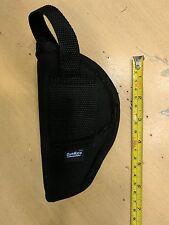Gunmate Black Nylon Holster Right Hand .380 - 9mm -.45 Standard new