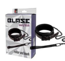 21271 Blaze Collar and Leash Purple Guinzaglio Collare regolabile con Fibbia