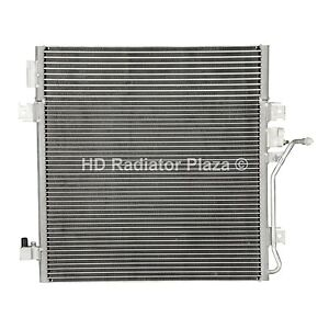 A/C Condenser Replacement For 07-11 Dodge Nitro 08-13 Jeep Liberty New CH3030229