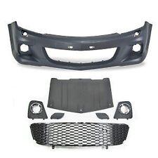 VAUXHALL ASTRA H MK5 VXR OPEL OPC FRONT BUMPER inc GRILLES ABS PLASTIC NEW!!!!!