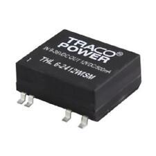 1 x tracopower CONVERTITORE CC/CC THL 6-4822 wism, 18-75vi, +/- 12vo 250ma 6w