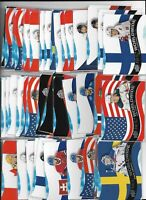 2020-21 Upper Deck NHL Worldwide U Pick Complete Your Set FREE COMB S/H