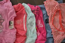 Lot of 6 girls shirts Size Medium 6-7-8 Nice Brands Summer Clothes Short Sleeve