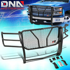 J2 ENGINEERING FOR 2014-2015 CHEVY SILVERADO 1500 FRONT BUMPER GRILLE MESH GUARD