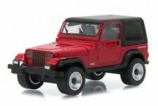 Greenlight 1:64 Motor World Series 16 - 1992 Jeep Wrangler Hard Top (Yj) 96160