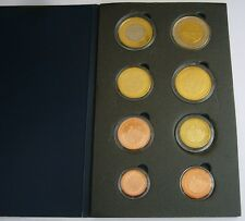 San Marino Euro Pattern Set 2005 (Commemorative Medals), Essai-Probe-Specimen
