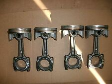 F 04 05 06 2005 YAMAHA YZF R1 1000 OEM PISTONS AND RODS
