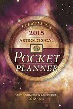 Llewellyns 2015 Astrological Pocket Planner: Daily Ephemeris & Aspectarian 2014