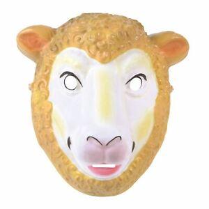 Sheep Plastic Mask