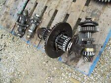 Oliver 88 Diesel Tractor Original Complete Set Transmission Drive Gears Amp Shafts