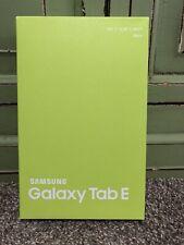 "Samsung Galaxy Tab E 9.6"" 16GB 5MP Tablet SM-T560 Android Black NEW"