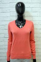 Maglione Donna Fay Taglia Size M Cardigan Maglia Felpa Sweater Pullover Cotone