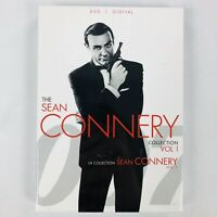 007 The Sean Connery Collection: Vol 1 - DVD Box Set - James Bond Dr. No