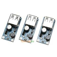 3pc DC Step-up Boost Module USB Power Boost Circuit Board 0.9V 5V to 5V 60 #ORP