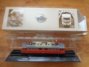 ATLAS EDITIONS 1/87 - CLASSIC 1964 RH 1042 032-1 STATIC LOCO LOCOMOTIVE