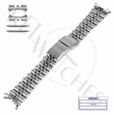 Genuine Seiko 44g1jz 22mm Ss Jubilee Bracelet Pins Skx007 Skx009 Watch Strap