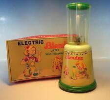 Modern Toys Blech Japan Mixer / Electric Blender Little Miss Housekeeper in Box