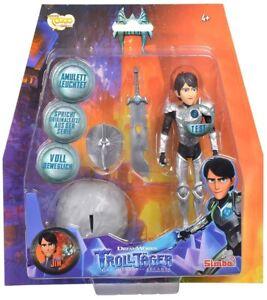 "Trollhunters Simba Jim 6"" Action Figure Light & Sound (German)"