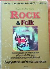 L'ÂGE D'OR du ROCK & FOLK, la POP MUSIC AMÉRICAINE des SIXTIES.