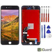 LCD Display für iPhone 8 4,7 RETINA Schwarz Glas Scheibe Bildschirm Touch NEU