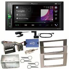 Pioneer DMH-A3300DAB Bluetooth MP3 Einbauset für Ford Focus C-Max Fiesta Transit