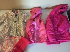 Girls 3T Coats And Two Extras Oshkosh And Colombia Plus More