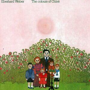 Eberhard Weber - The Colours Of Chloe [New CD] Spain - Import