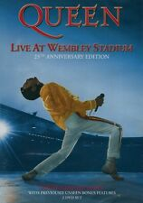 Queen : Live at Wembley Stadium - 25th Anniversary Edition (2 DVD)