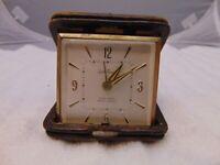 vintage Seth Thomas Pop Up vintage Alarm Clock Germany eight Days seven Jewels