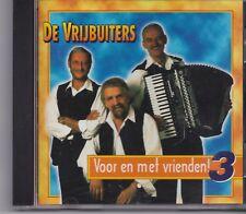 De Vrijbuiters-Voor en Met Vrienden deel 3 cd album