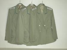 3 stk NVA Parade Jacken Effekten Schulterstücke Fasching gr.48 Luftwaffe  Pilot