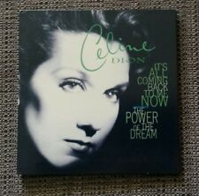 It's All Coming Back To Me Now by Celine Dion 1996 CD single