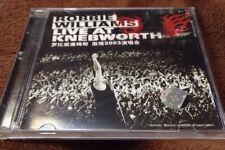 Robbie Williams : Live Summer 2003 CD (2003) Import Queen Elton John Escapology