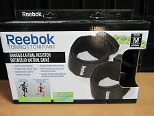 Reebok Toning Braided Ideal For Lower Body Strength Training Includes Guide New