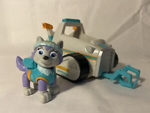 Paw Patrol Bundle Of Everest Pup Figure & Mission Vehicle (25)