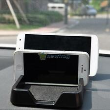 Black Magic Car Dashboard Sticky Pad Skidproof Mat Anti-Slip Phone Holder Mount