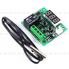 -50-110°C W1209 Digital Thermostat Temperature Control Switch 12V Sensor Module