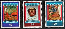 LIECHTENSTEIN - timbre/stamp Yvert et Tellier n°1002 à 1004 n** (cyn5)