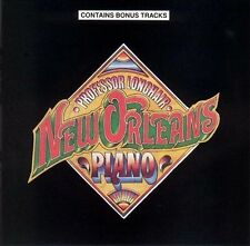 New Orleans Piano by Professor Longhair (CD, Mar-1989, Atlantic (Label))